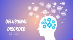 روان پرستاری | دانلود پاورپوینت پرستاری در مورد اختلالات هذیانی